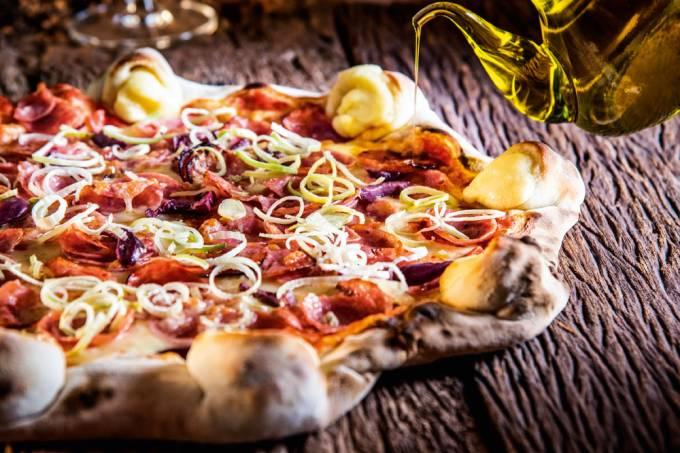 Vesúvio – Avenida Paulista Pizzeria – Ctb