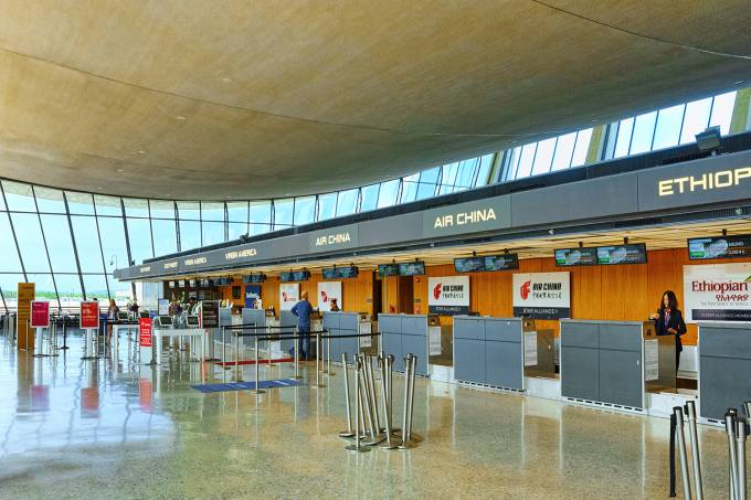 Aeroporto Internacional de Washington Dulles
