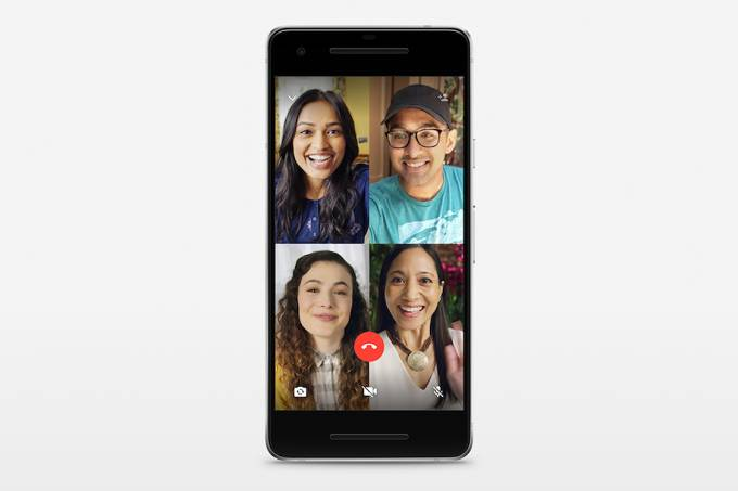 Whatsapp libera chamadas de voz e vídeo em grupo