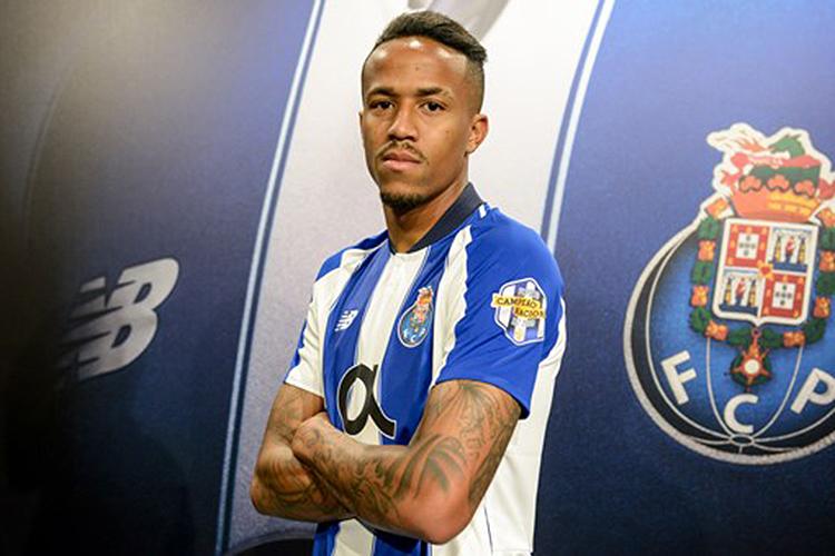 O jogador Éder Militão é o novo reforço do Porto