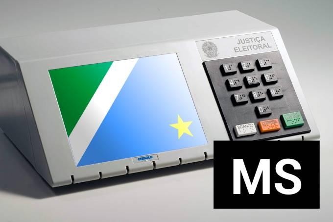 Eleições – Mato Grosso do Sul MS