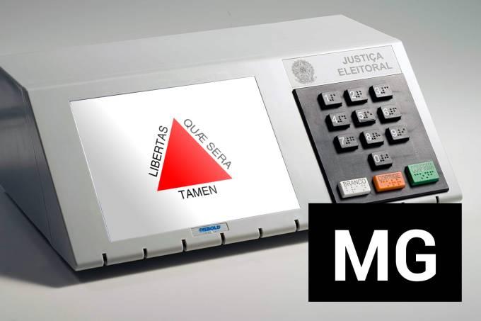 Eleições – Minas Gerais MG