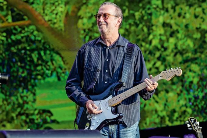 Cultura – Eric Clapton