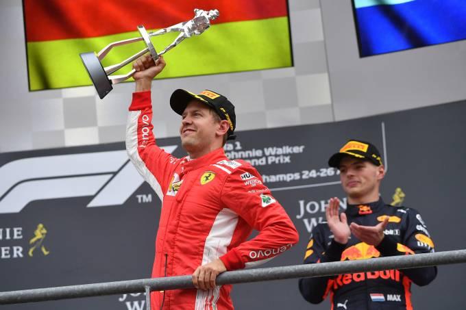 Fórmula 1 – GP da Bélgica