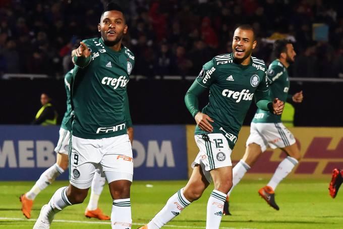 Copa Libertadores da América – Cerro Porteño x Palmeiras