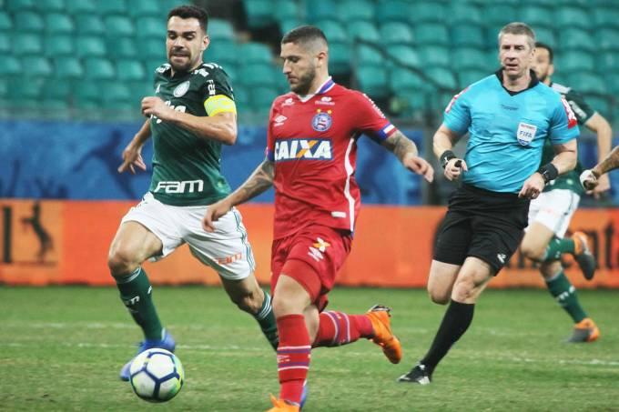 Copa do Brasil – Bahia x Palmeiras