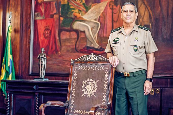 Amarelas – General Braga Netto – O Rio tem jeito