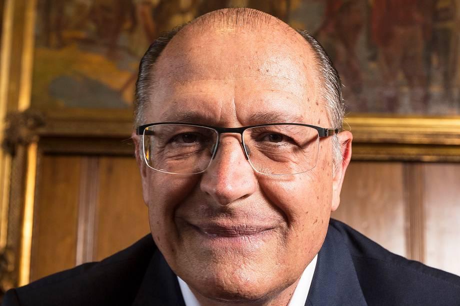 Geraldo Alckmin (PSDB),  candidato à Presidência da República