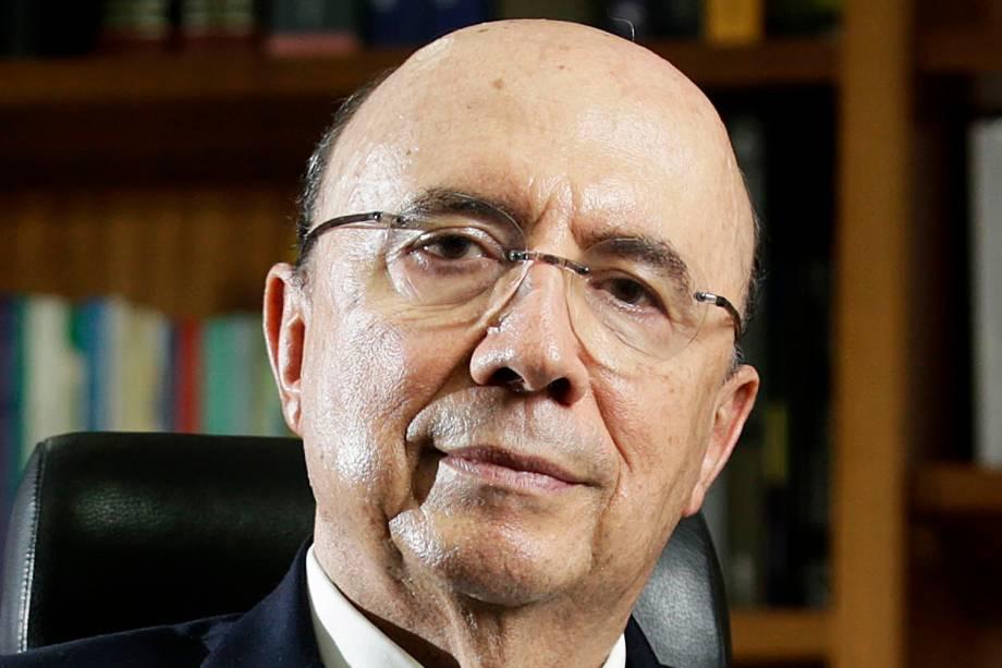 Henrique Meirelles (MDB), candidato à Presidência da República