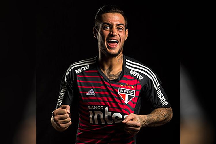O goleiro Jean, do São Paulo