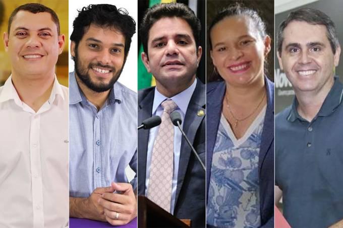 Candidatos ao governo do Acre