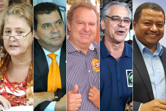 Candidatos ao governo do Tocantins