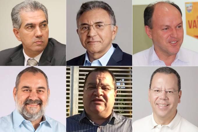 Candidatos ao Governo do Mato Grosso do Sul