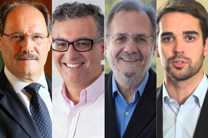 Candidatos Governo RS