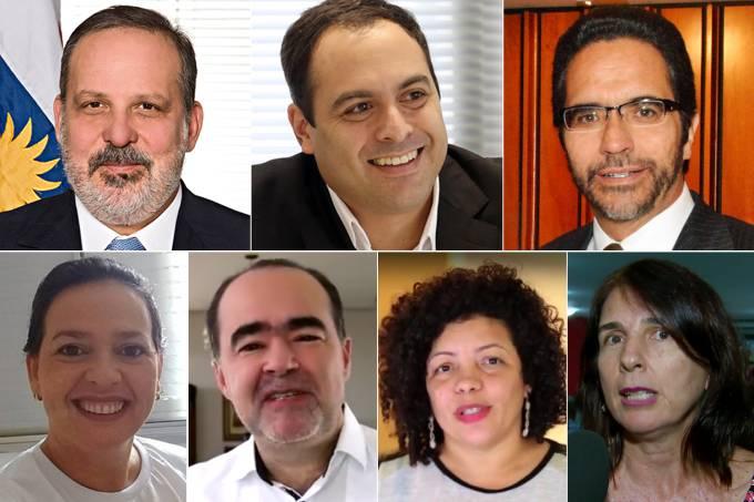 Candidatos ao Governo de Pernambuco