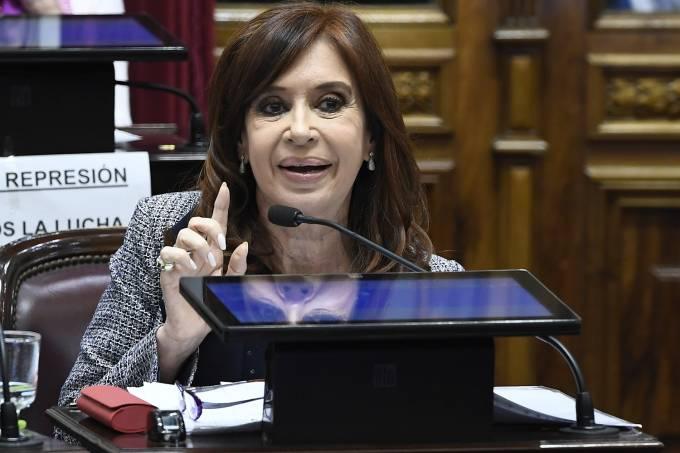 Mundialista: Cristina Kirchner