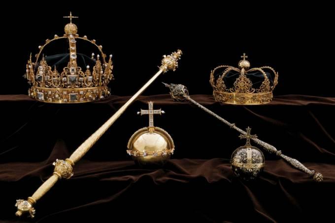 Roubo de joias da coroa da Suécia