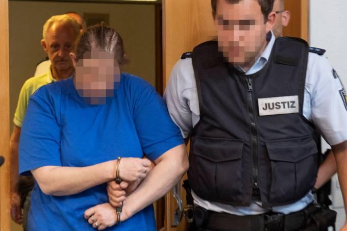 GERMANY-JUSTICE-TRIAL-CRIME-CHILDREN-ASSAULT