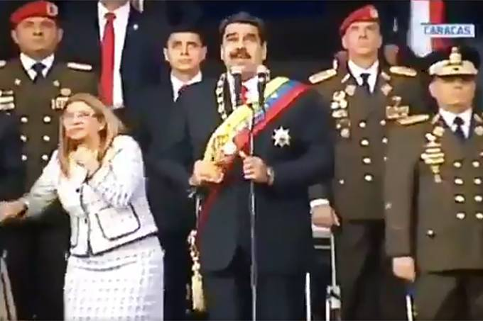 O ataque dos drones: apesar de piques dramáticos, o grotesco não tem fim à  vista na Venezuela