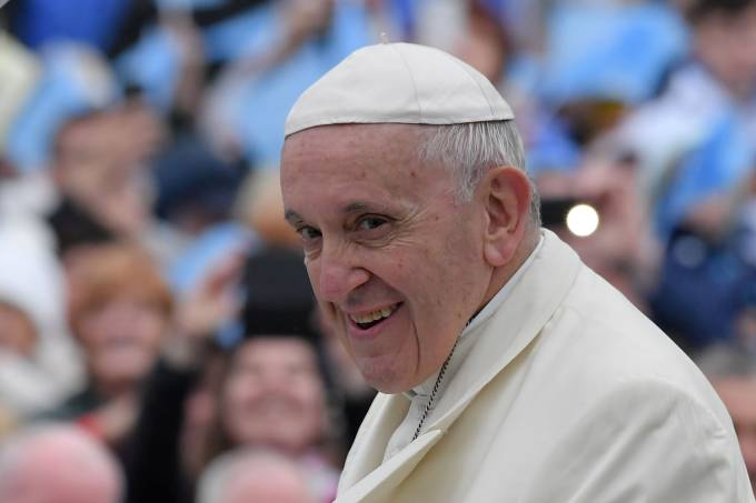 Papa Francisco na Irlanda