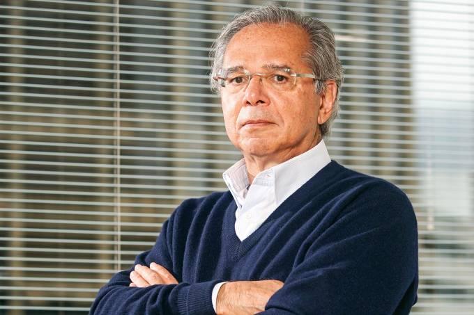 Paulo Guedes – A cabeça de Bolsonaro