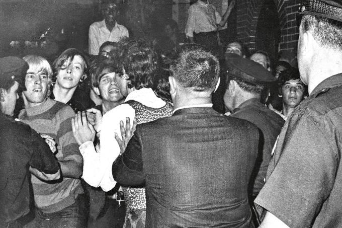 Protestos bar Stonewall
