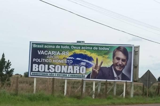 BolsonaroVacaria