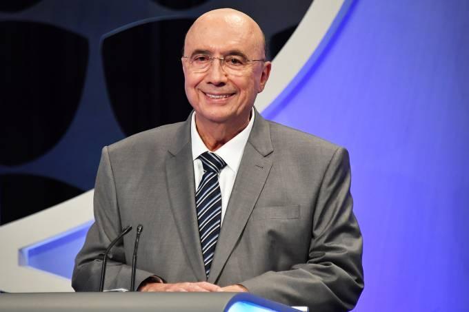 Debate SBT – Henrique Meirelles