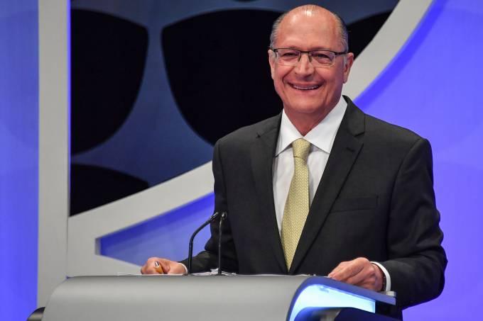 Debate SBT – Geraldo Alckmin
