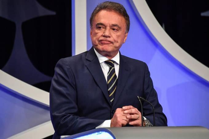 Debate SBT – Alvaro Dias