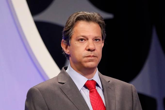 Debate SBT – Fernando Haddad
