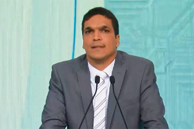 Debate TV Record – Cabo Daciolo