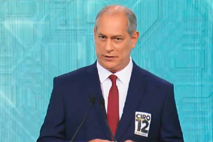 Debate TV Record – Ciro Gomes