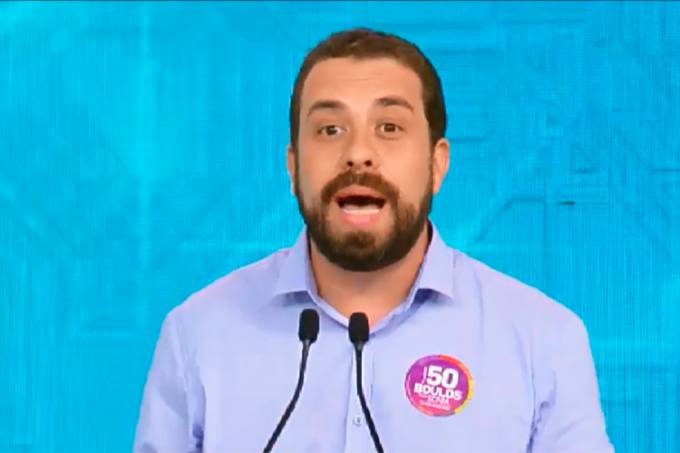 Debate TV Record – Guilherme Boulos