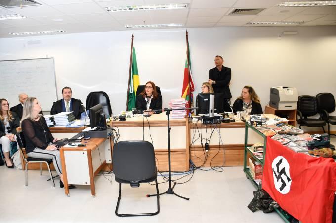 Julgamento skinheads de Porto Alegre