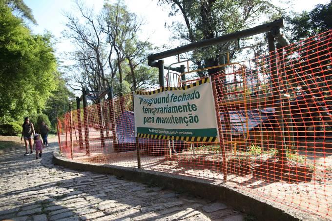 Playground do Parque da Aclimação