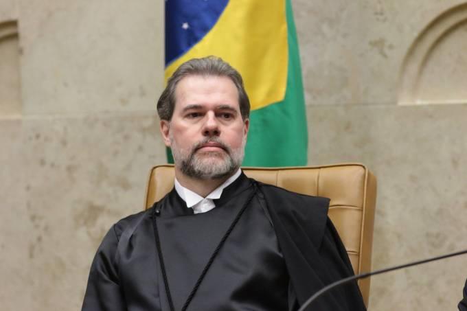 Dias Toffoli toma posse como novo presidente do STF