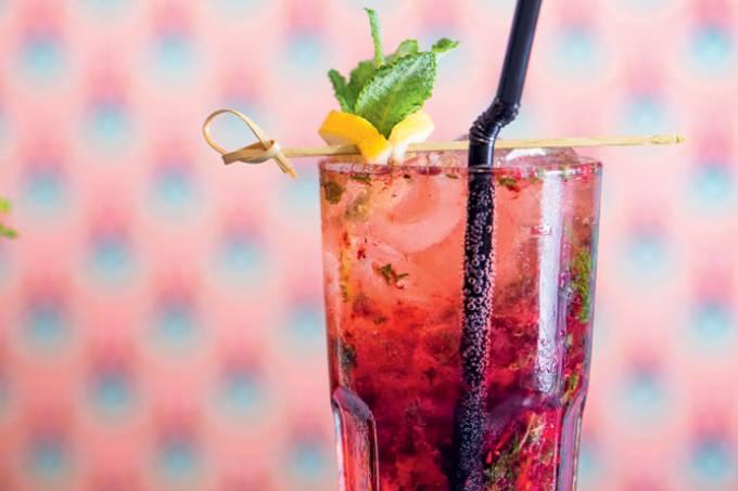 drink Bermellón- Botanique . Café Bar Plantas – CTB