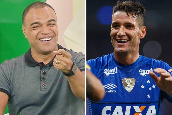 Denilson e Thiago Neves