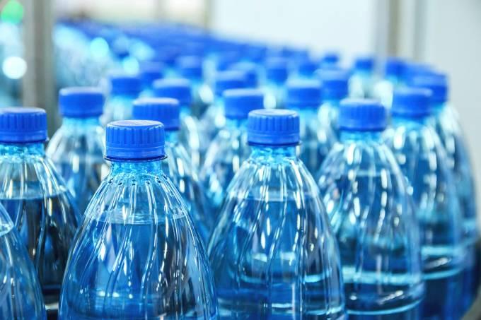 Garrafas de água