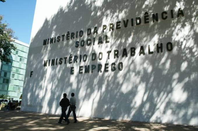 Ministério da Previdência Social e do Trabalho e Emprego