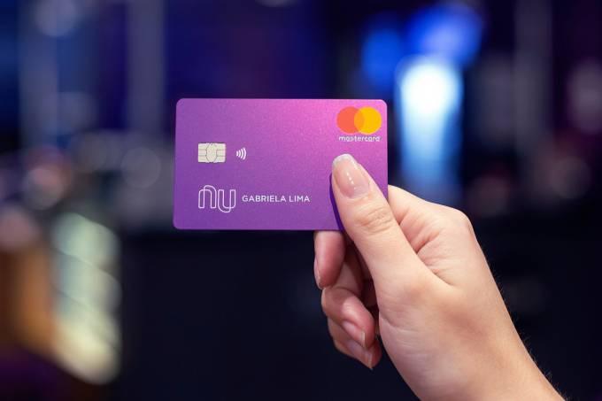 Novo cartão de crédito Nubank