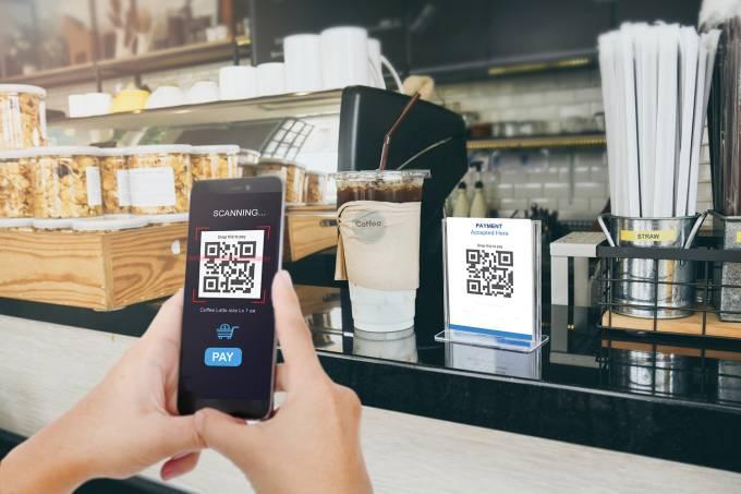 Pagamento em QR Code