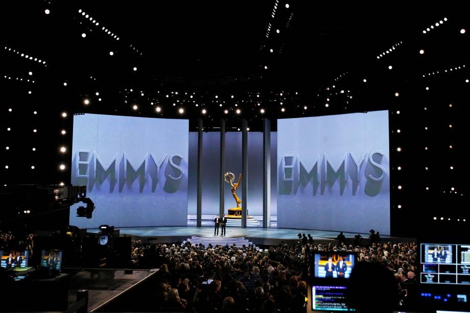 Cerimônia de premiação do Emmy Awards, em Los Angeles - 17/09/2018