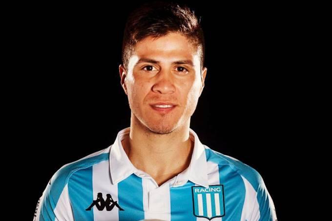 Jonatan Cristaldo, jogador do Racing