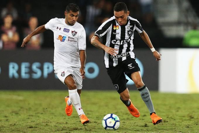Campeonato Brasileiro – Botafogo x Fluminense