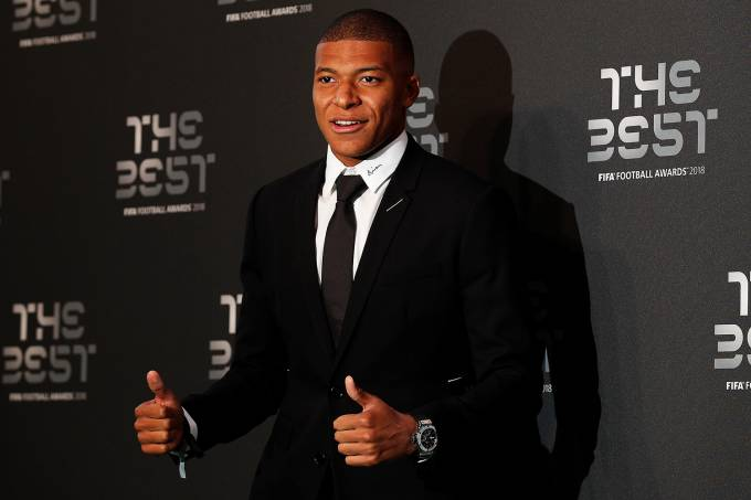 The Best – Kylian Mbappé