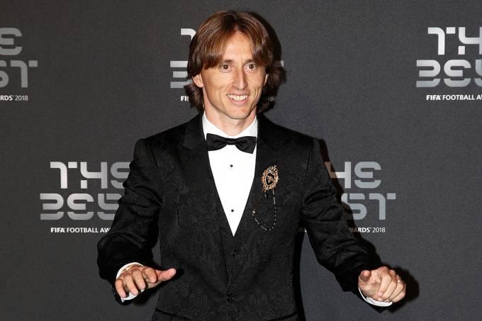 Luka Modric – FIFA The Best