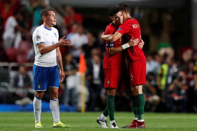 Portugal x Itália