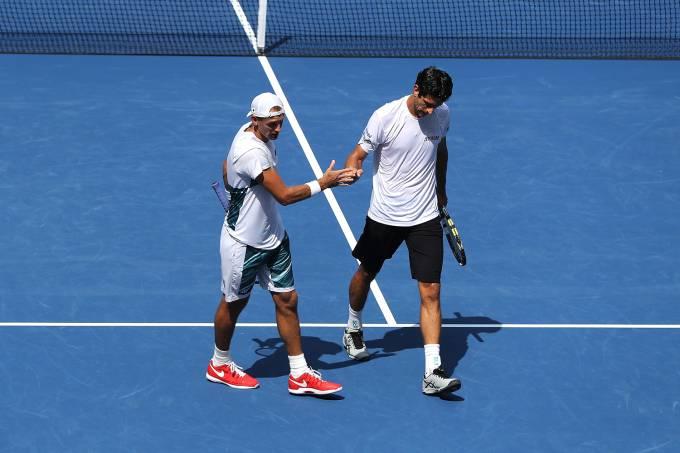 Marcelo Melo -US Open